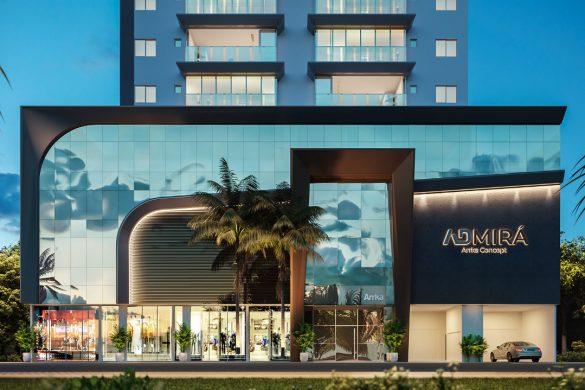 Admirá Arrka Concept: Conheça o lançamento da Arrka Empreendimentos em Balneário Camboriú / SC