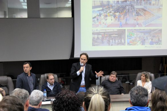 Projeto do Mercado Público da Barra aprovado em audiência pública