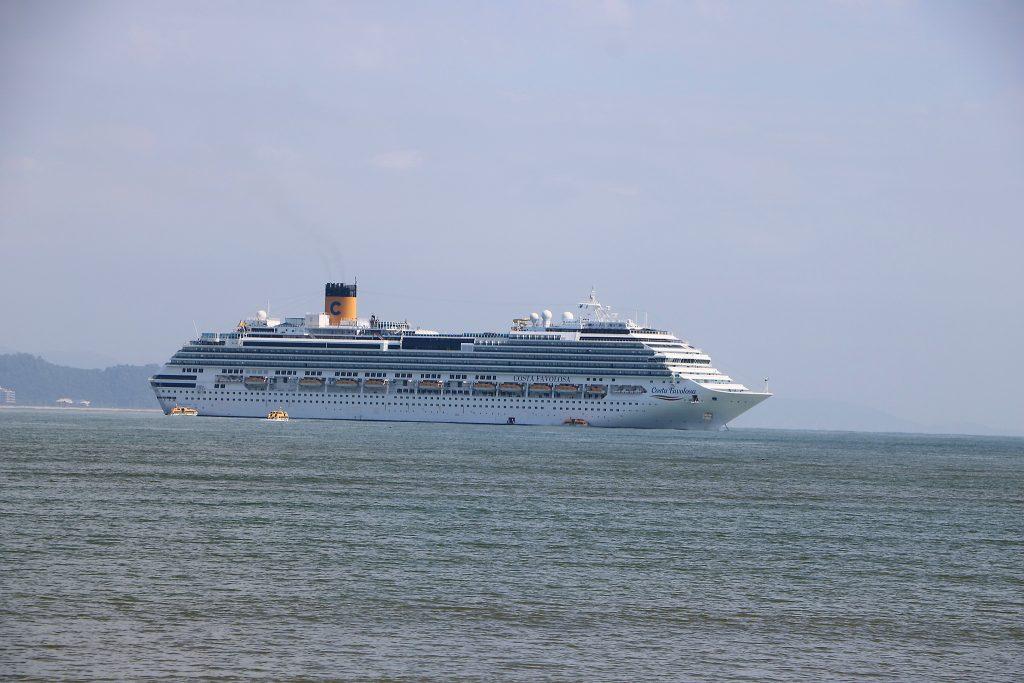 Balneário Camboriú se prepara para a chegada de navios de cruzeiro