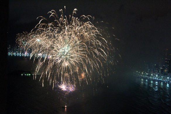 Réveillon 2020: show nos céus de Balneário Camboriú