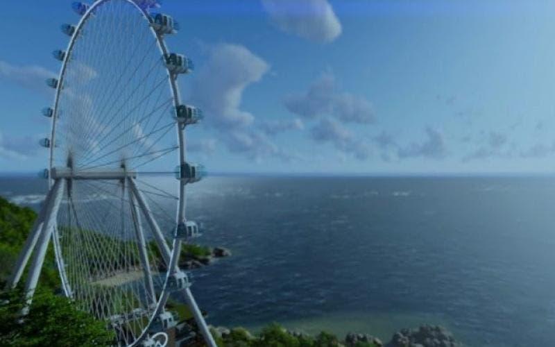 Roda gigante Big Wheel