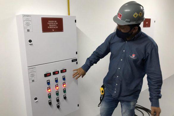 Maior residencial da América Latina coloca em funcionamento o fornecimento de energia do YACHTHOUSE by Pininfarina