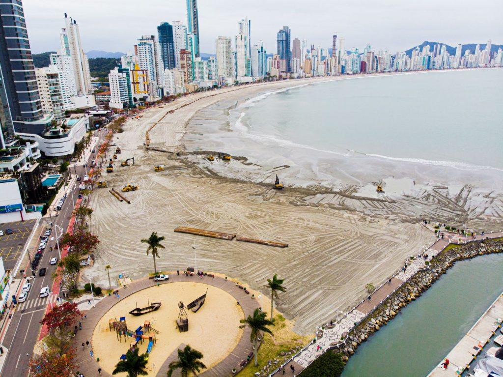 Alargamento Barra Sul